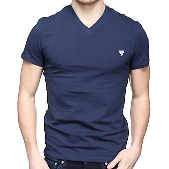 GUESS V-neck Core T-shirt