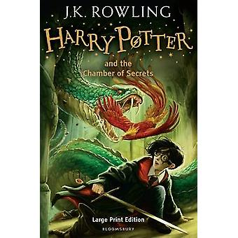Harry Potter and the Chamber of Secrets (Large Print edition) by J. K