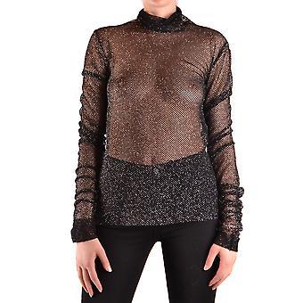 Filosofia Por Lorenzo Serafini Ezbc087043 Women's Black Polyester Top