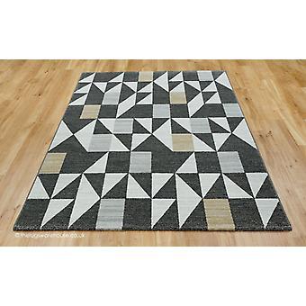 Maxo grijs beige tapijt