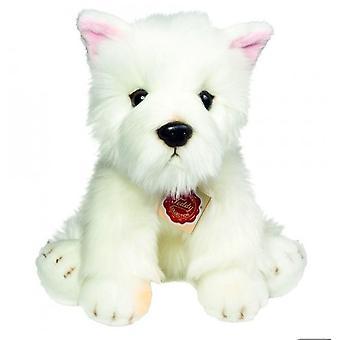 Hermann Teddy Umarmung Hund West Highland Terrier