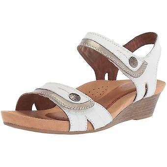 Cobb Hill Womens Hollywood Open Toe Ankle Strap Mules