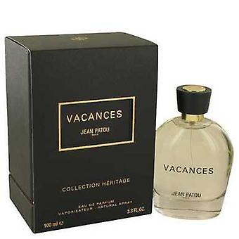 Vacances by Jean Patou Eau de Parfum Spray 3,3 oz (mulheres) V728-537806
