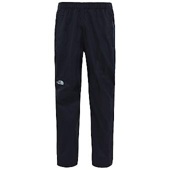 Il North Face Nero Mens venture 2 Half zip pantaloni