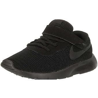 G CLARKS Boys School Black leather shoes H F Size 12-13.5 E