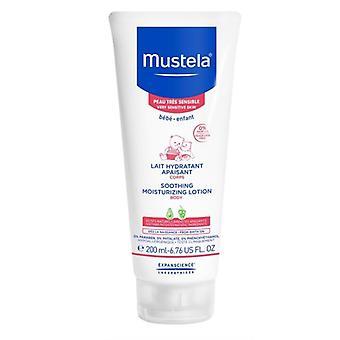 Mustela lugnande återfuktande lotion 200ml