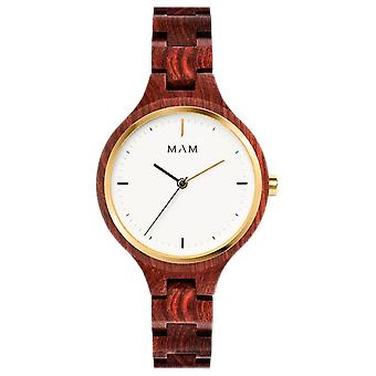 Mam Watches Silt Watch for Women Analog japanese Quartz with bracelet from Other 608