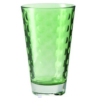 Leonardo Optic high green glass (Kitchen , Household , Cups and glasses)