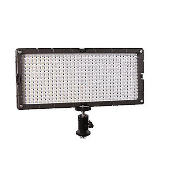 BRESSER LED SL-448 (26,9 W/2,800 LUX) slim line video + Studio lampe