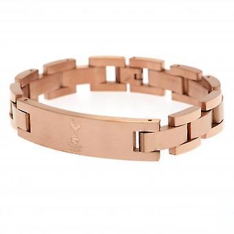 Tottenham Hotspur Rose Gold Plated Bracelet