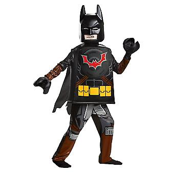 Boys Batman Lego Costume - The Lego Batman Movie