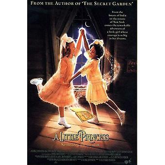 Pieni prinsessa (1995) alkuperäinen elokuva juliste