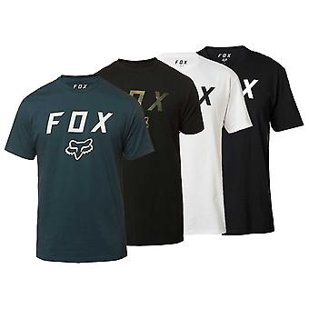 Fox Mens Legacy Moth Short Sleeve Tee