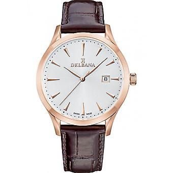 Delbana - Watch - Men - Classic Collection - 43601.694.6.061 - Como