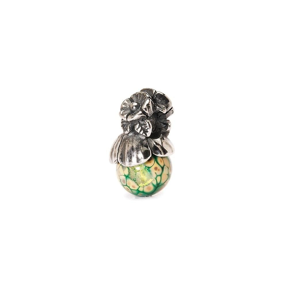 Trollbeads Forget-Me-Not With Bud TAGBE-00106