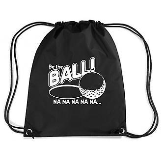 Zainetto nero trk0832 be ball