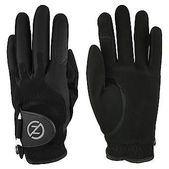 Nul wrijving mens ZF Storm alle weer regen lederen golf handschoenen één grootte paar