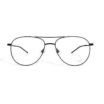 Gotti Damien BLKM Matte Black Glasses