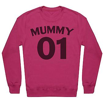 Mummy Baby 01 - Matching Set - Baby / Kids Sweater & Dad Sweater