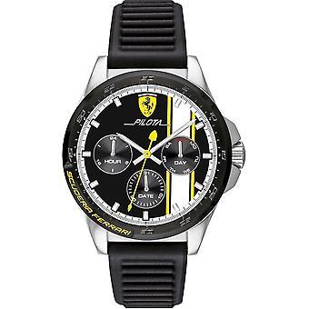 פרארי-שעון יד-יוניסקס-0830659-PILOTA