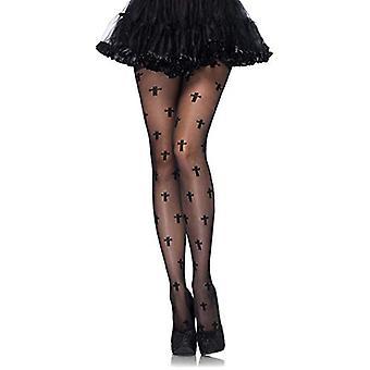 Noha Avenue ženy ' s pančucháče, čierna, jedna veľkosť