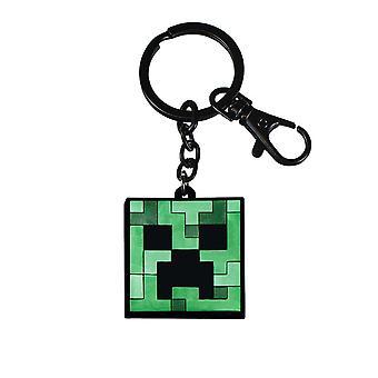 Keychain, Minecraft - Creeper