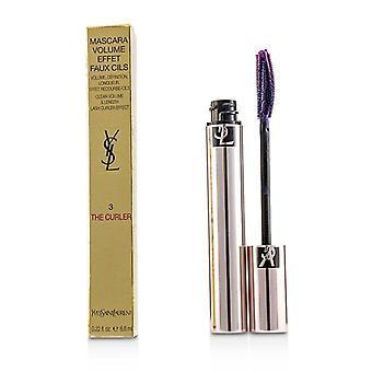 Yves Saint Laurent Volume Effet Faux Cils The Curler Mascara - # 03 Mischievous Violet - 6.6ml/0.22oz