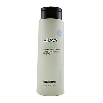 Ahava Deadsea Water Mineral Conditioner - Sls/sles Free - 400ml/13.5oz