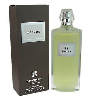 Givenchy Xeryus miehille 3,3 oz Eau de Toilette Spray