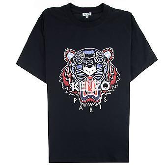 Kenzo Tiger T-shirt Black/Red