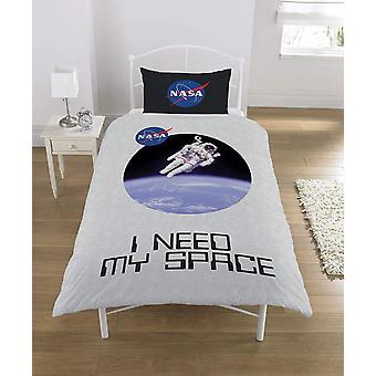 La NASA a besoin de ma couette simple espace