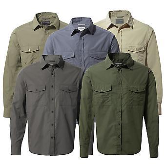 החולצה של גברים קיווי שרוול ארוך