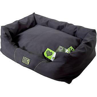 Rogz Dog bed Pp-Cf Black / Green (Dogs , Bedding , Beds)