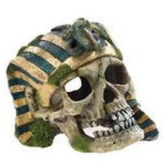 Classic For Pets Pharaoh Skull / Air 210mm (Fish , Decoration , Ornaments)