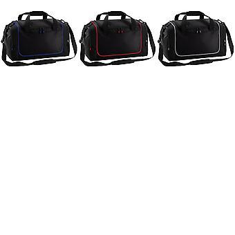 Quadra Teamwear Locker Duffle Bag (30 liter) (förpackning med 2)