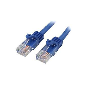 Startech Blue Snagless Cat5E Patch Cable
