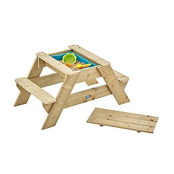 TP Early Fun Holz Picknick Tisch Sandkasten FSC
