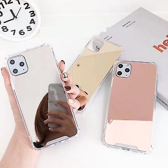 Mobile shell iPhone11 Mirror glass xo