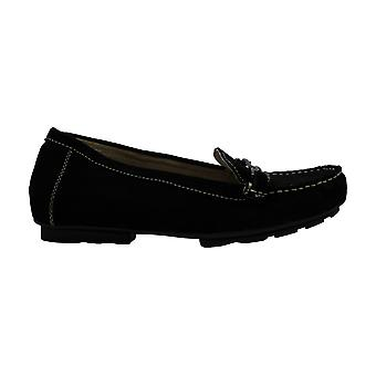 Aqua College Womens Darrah Almond Toe Loafers