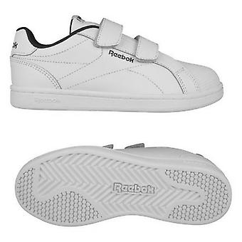 Kinder Casual Trainer Reebok Royal Complete Clean Velcro