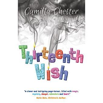 Tredicesimo desiderio di Camilla Chester