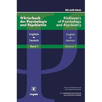 Dictionary of Psychology and Psychiatry - v. 1 - English-German (2nd Re
