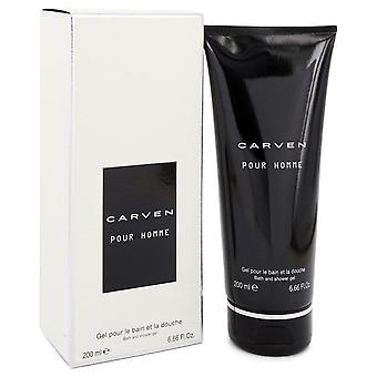 Carven Pour Homme Shower Gel By Carven 6.7 oz Shower Gel