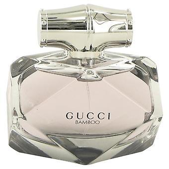 Gucci Bamboo Eau De Parfum Spray (Tester) av Gucci 2,5 oz Eau De Parfum Spray