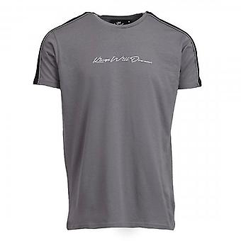 Kings Will Dream Mlorton Dark Grey Jersey T-shirt