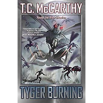 Tyger Burning by BAEN BOOKS - 9781481484107 Book