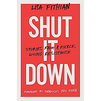 Shut It Down - Stories from a Fierce - Loving Resistance by Lisa Fithi