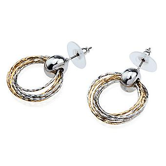 Ladies' Earrings Antonio Miró 147186/Gold/Silver