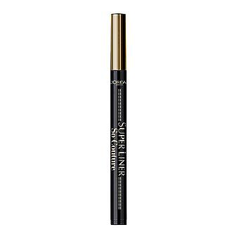L'Oreal So Couture Super Eyeliner Waterproof- Black