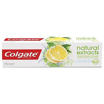 Tandpasta Naturlige ekstrakter Colgate (75 ml)